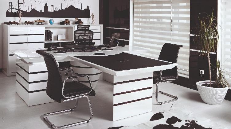 Çalışan Odaklı Ofis Mobilyası Tasarımları
