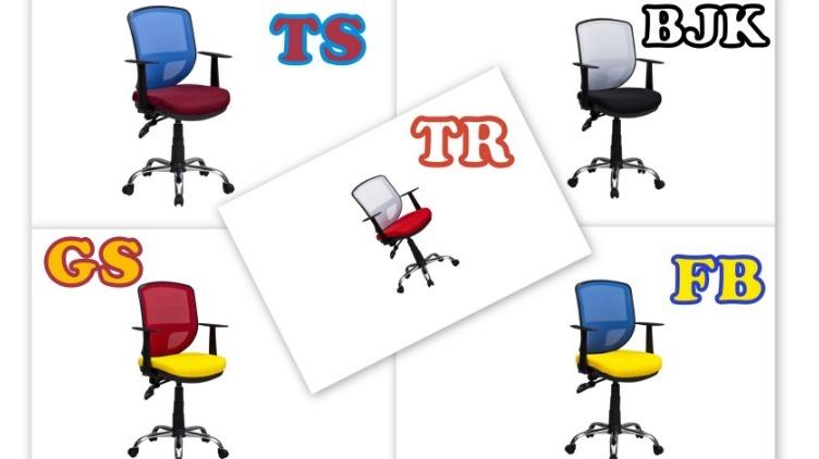 Ofis Çalışma Alanlarınızı Renklendirmek İstiyorsanız: Taraftarı Olduğunuz Takımın Renkleri Ofis Çalışma Koltukları