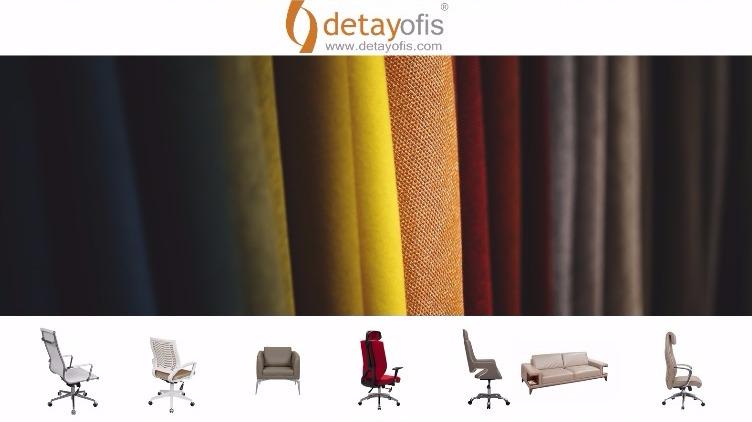 Ofis Koltuğu için Renk Seçimi
