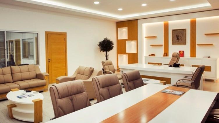 Ofis Mobilyaları Renkleri