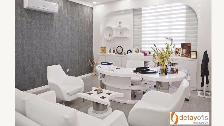 Ofis Mobilyalarında Özel Tasarım Dönemi