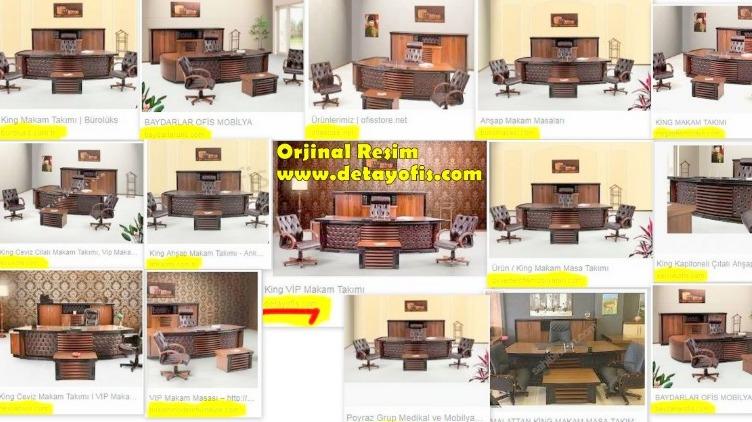 Ofis  Mobilyası Sektöründe Emek Hırsızlığı Aldı Başını Gidiyor!!!