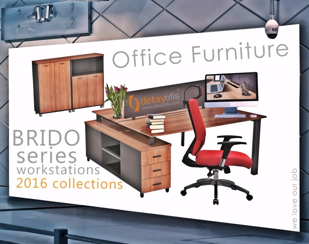 DTY-Brido series workstations
