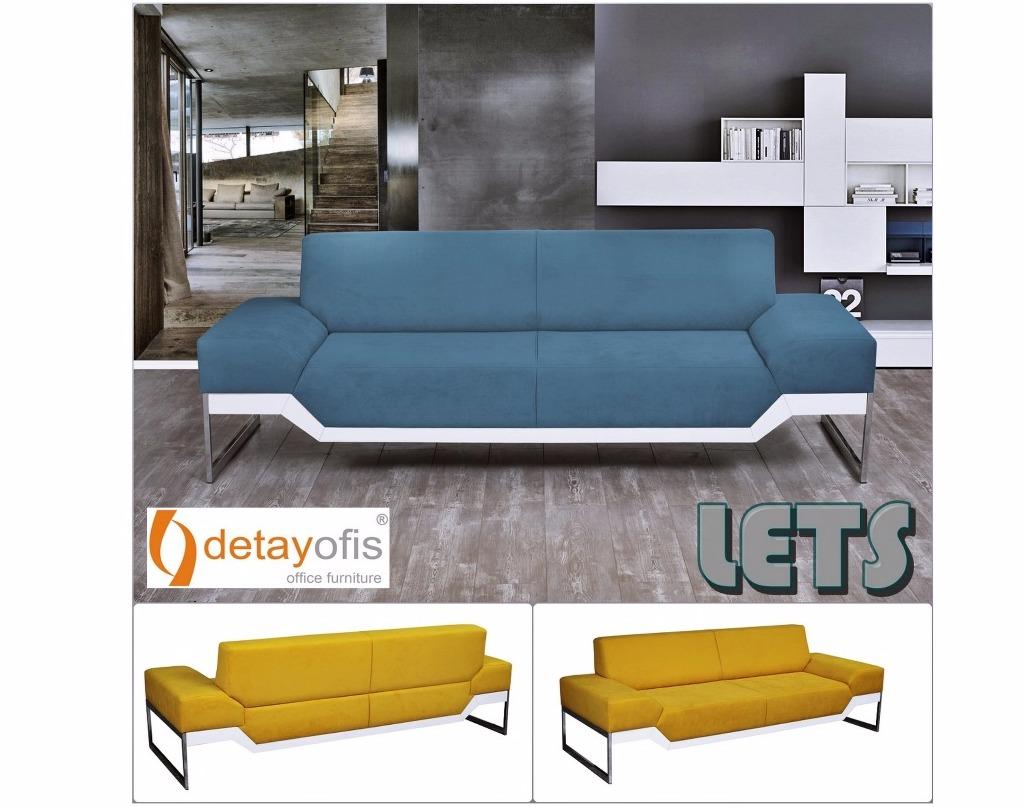Lets ofis kanepesi : minimalist modern yalın...