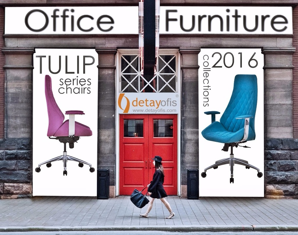 Tulip series chairs.