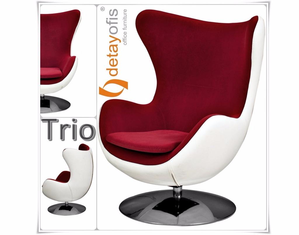 Trio Ofis Misafir Bekleme Koltuğu