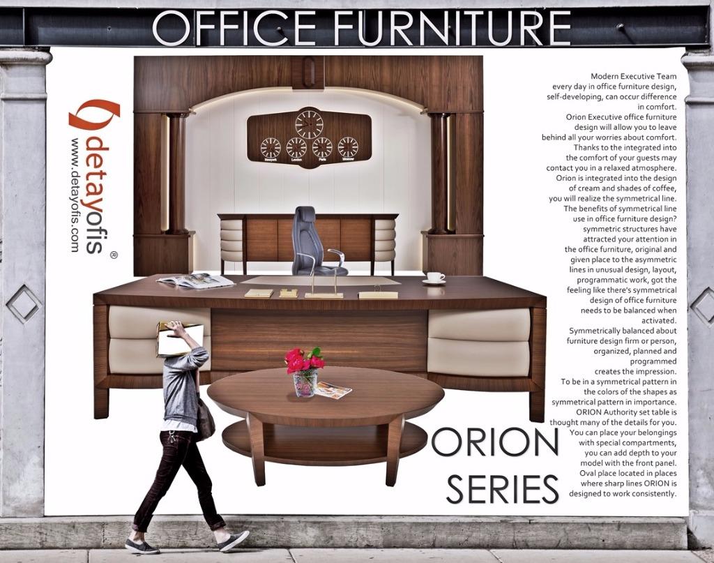 Orion makam takımı & Pirus pano-2016
