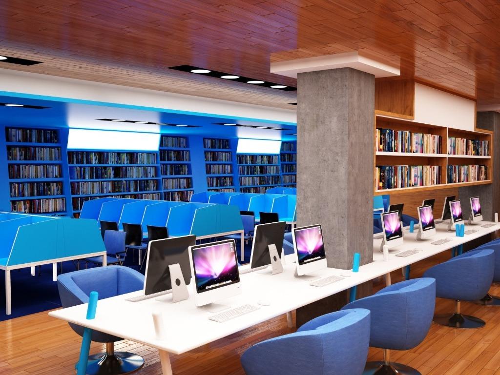 Kanuni Üniversitesi Kütüphane Proje Çalışması