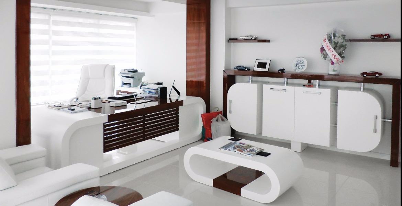 Arya Mimarlık-2015 - Ofis Mobilyaları Yapımı