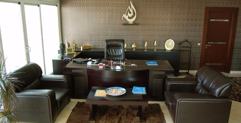 Bozok muhasebe-2012- Ofis Mobilyaları Yapımı