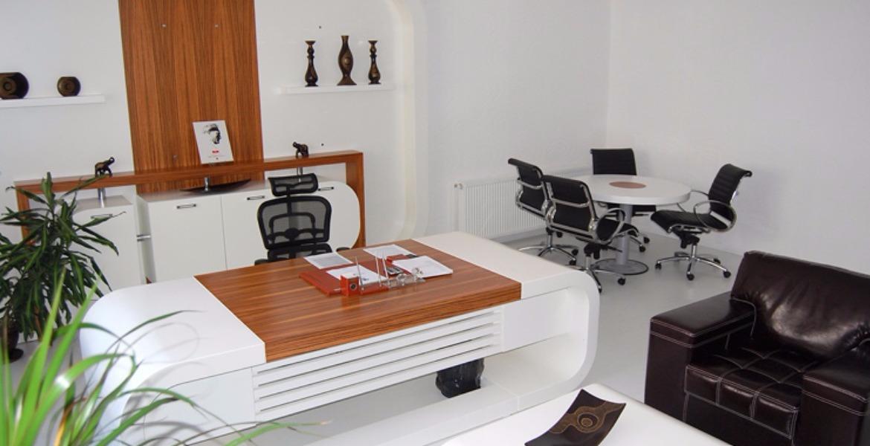 Gelişim m.y.o.-2009- Ofis Mobilyaları Yapımı