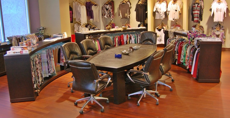 Gazi tekstil-2010- Ofis Mobilyaları Yapımı