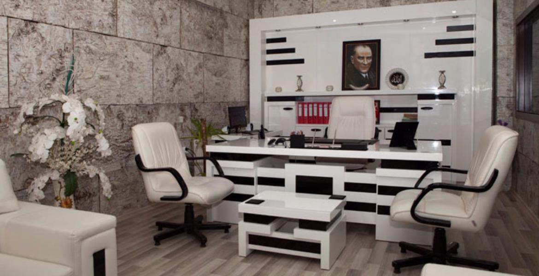 Kent emlak ofisi-2014- Ofis Mobilyaları Yapımı