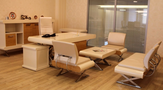 Meral güzellik merkz.Bursa-2012- Ofis Mobilyaları Yapımı