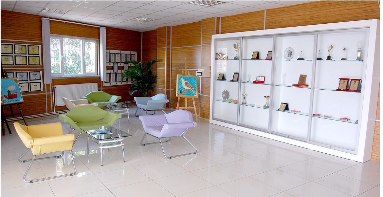 Gökkuşağı koleji-2009- Ofis Mobilyaları Yapımı
