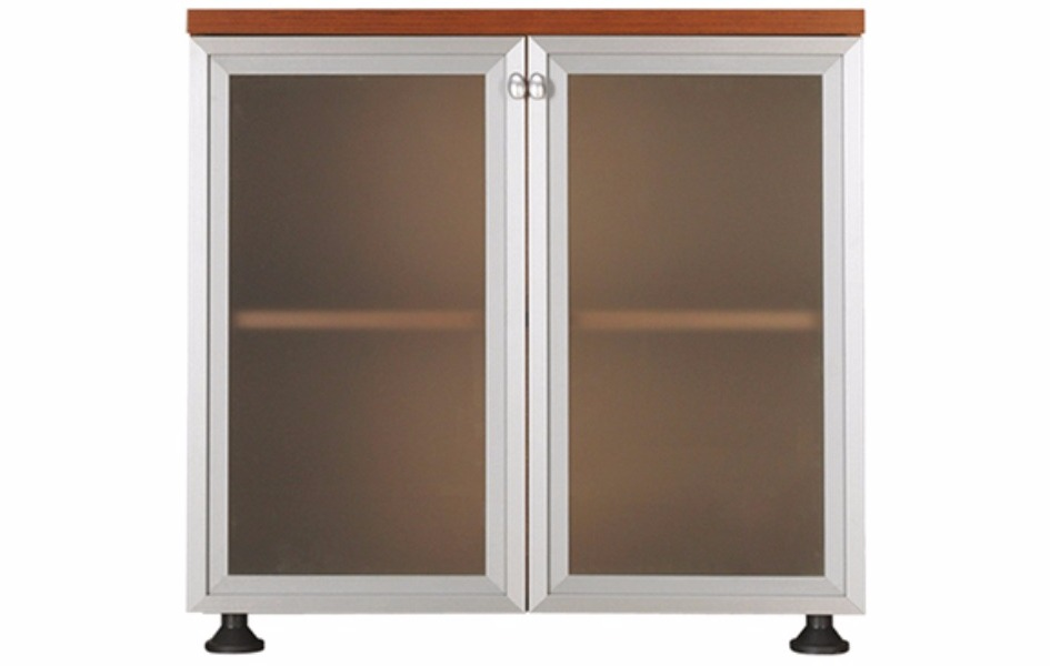 Шкаф с двумя мдф профильними дверями
