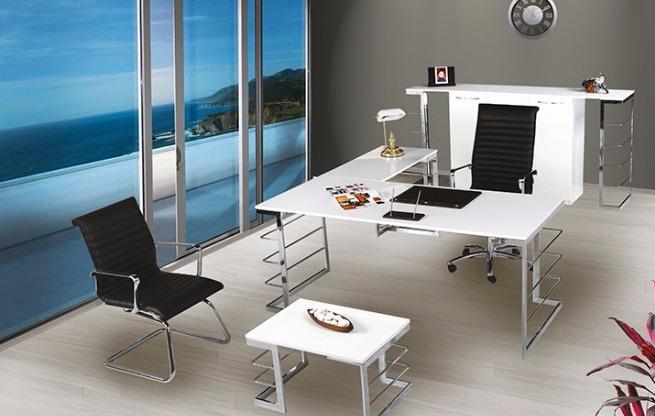 Corner Ofis Mobilyası