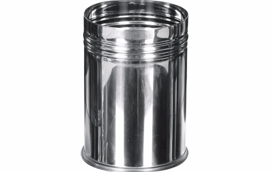 Kolon Paslanmaz Çöp Kovası