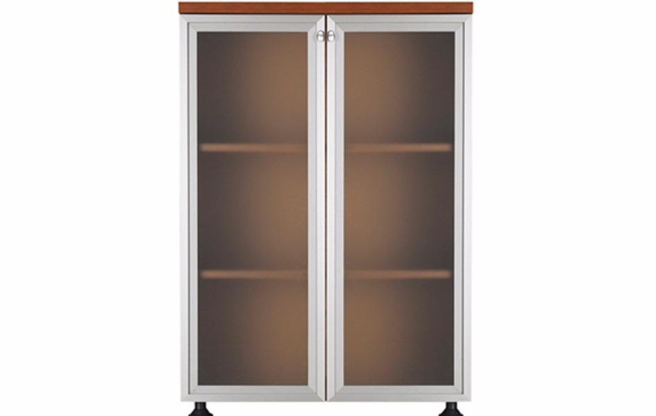 Мдф профиля шкаф с полными дверями