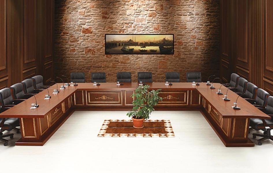 Ottoman Toplantı Masası - Osmanlı Masaları