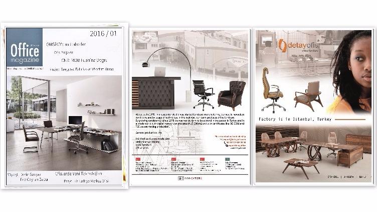 Omsiad Office Magazine yayını : ocak 2016 - Detay Ofis