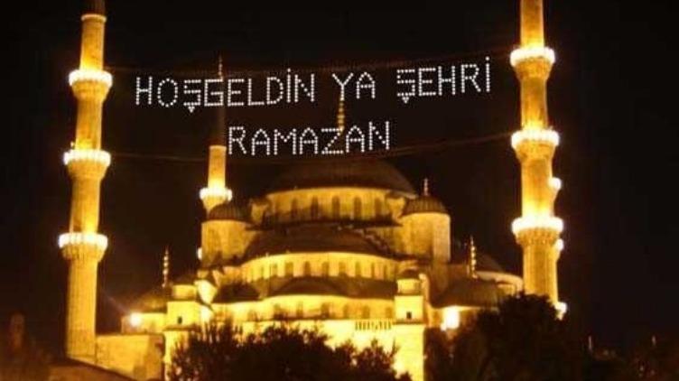 Ramazan Ayımız Mübarek ve Hayırlara Vesile Olsun İnşaAllah