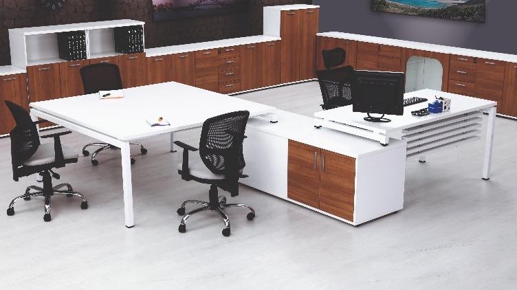 Yeni Nesillere Modüler Ofis Mobilyaları