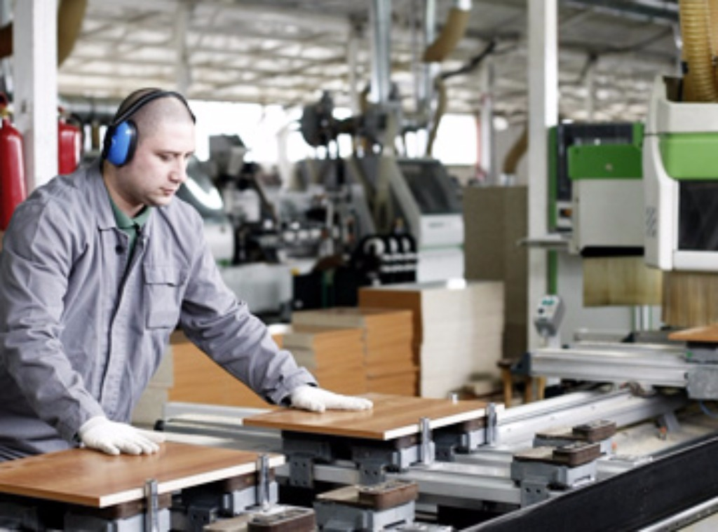 Fabrikamız - Ofis Mobilyaları Fabrikası