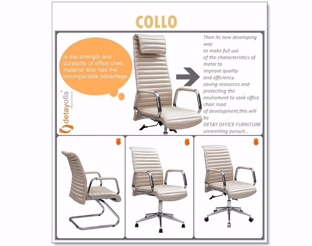 Modern,cesur,benzersiz tasarımı ile en iyi konforu sunan:Collo serisi koltuk grubu.