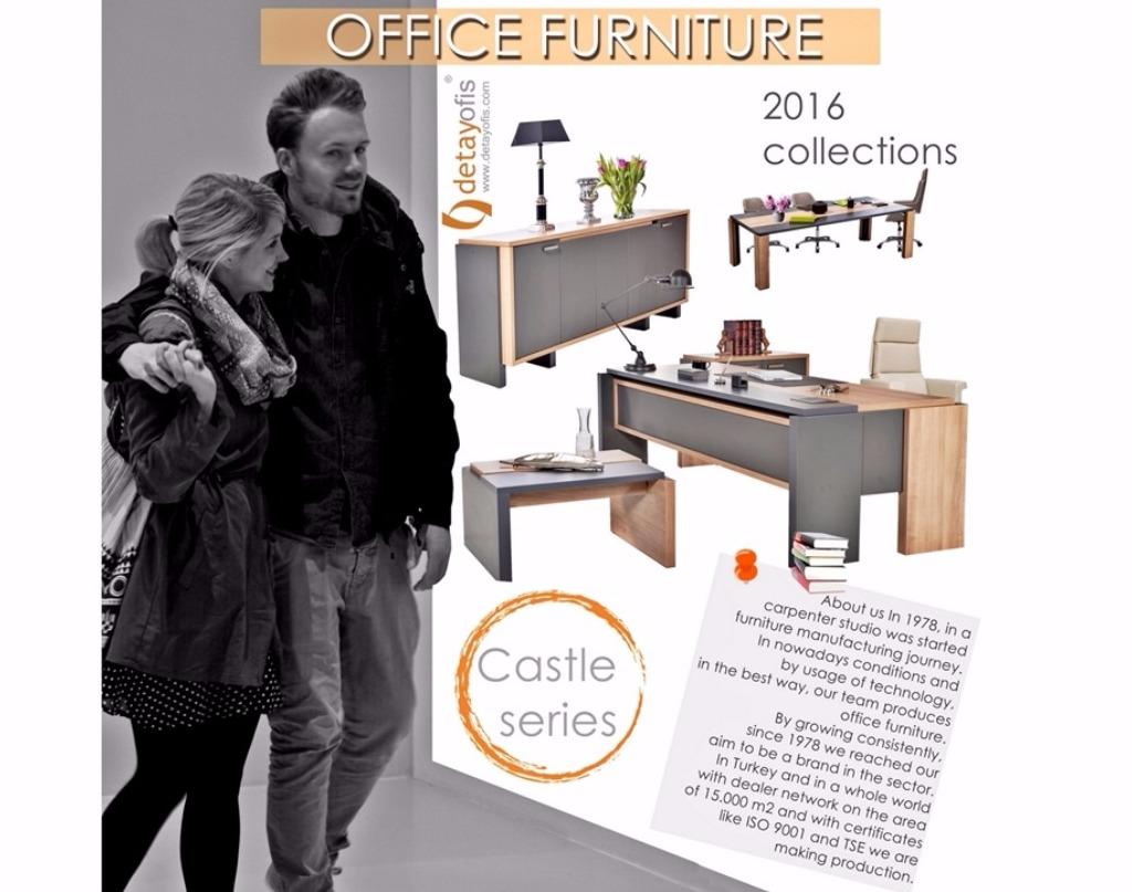 2016-Castle Ofis yönetici takımı