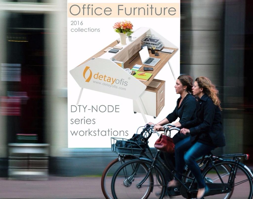 Dty-Node ikili çalışma masası