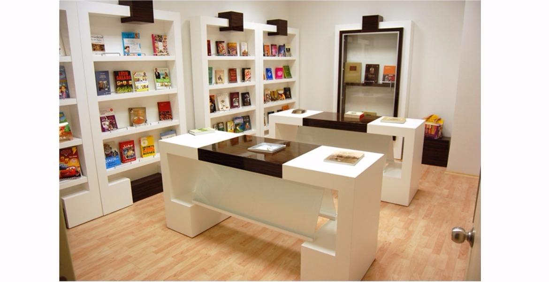 Kitapevi-2011- Ofis Mobilyaları Yapımı