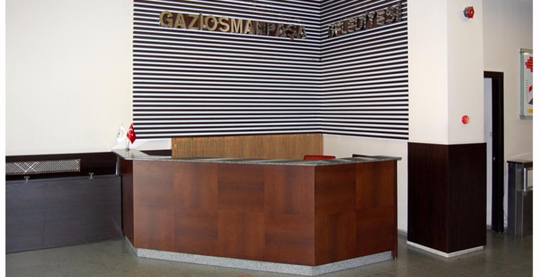 G.O.P belediyesi-2009- Ofis Mobilyaları Yapımı