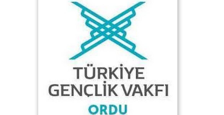 TÜGVA (Türkiye Gençlik Vakfı) Ordu Şubesi