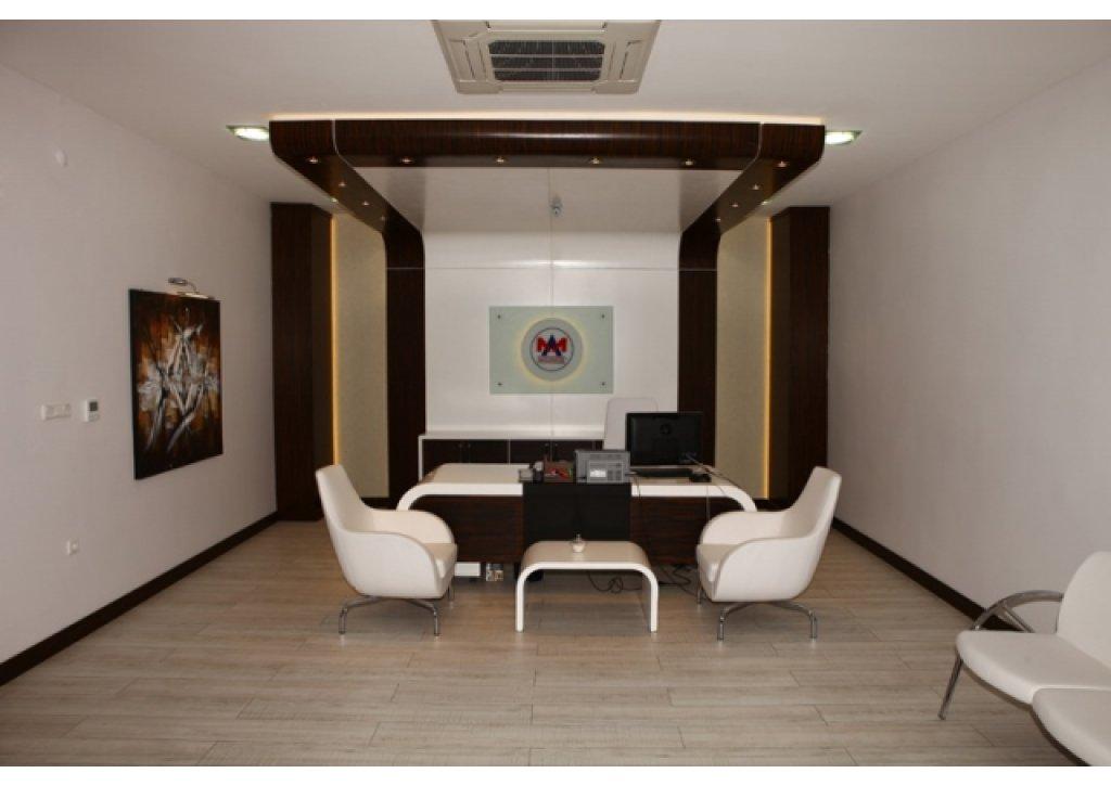Molaş Entegre - Masko Ofis Mobilyaları