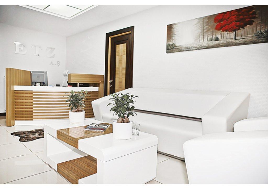 Etz AŞ-2014 - Ofis Mobilyaları Yapımı