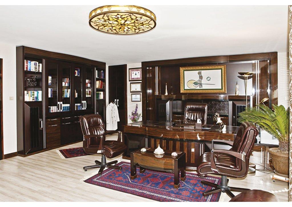 Mert hukuk bürosu -2013 - Ofis Mobilyaları Yapımı