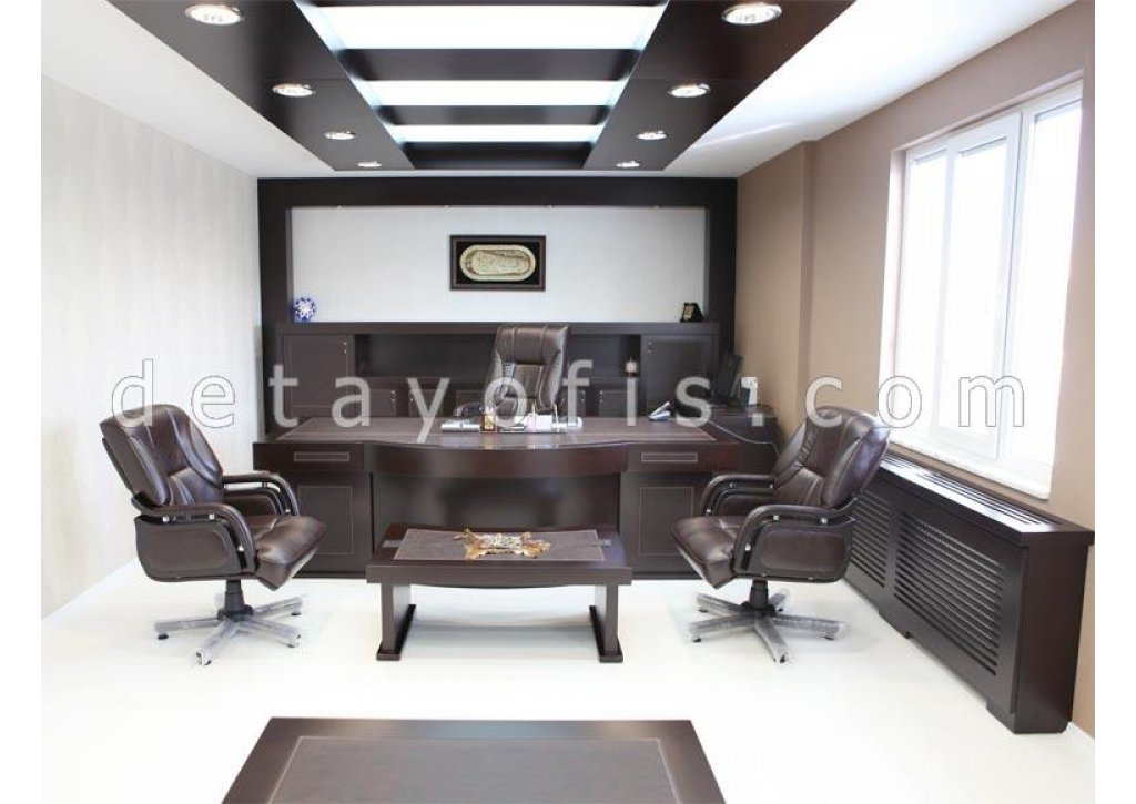 Karar ayakkabı-2009- Ofis Mobilyaları Yapımı