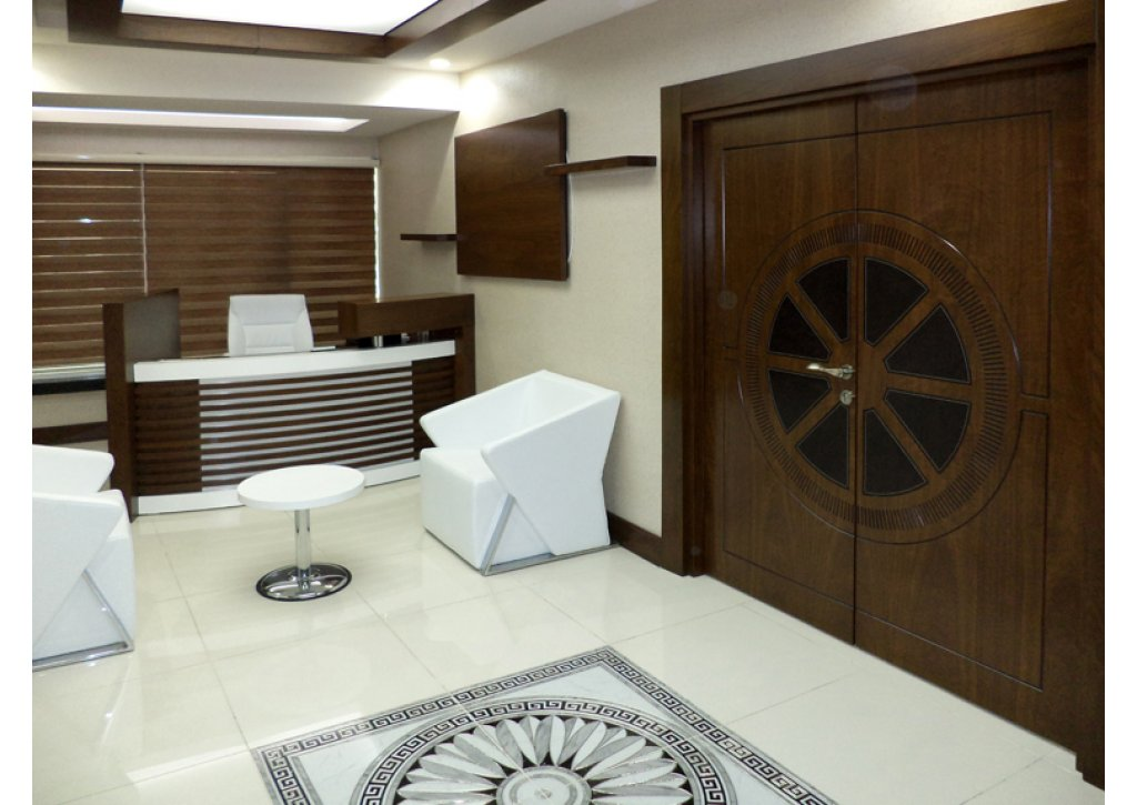 Kaya müh.2015- Ofis Mobilyaları Yapımı