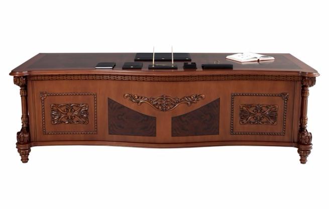 Carved Klasik Makam Takımı masası