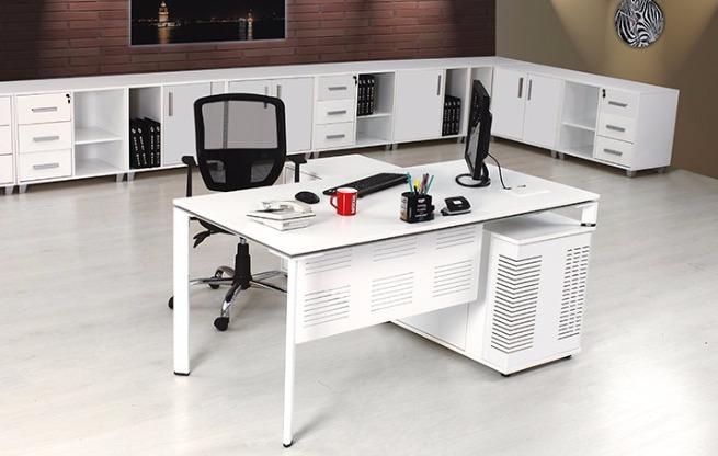 Electro одноместный офисный стол