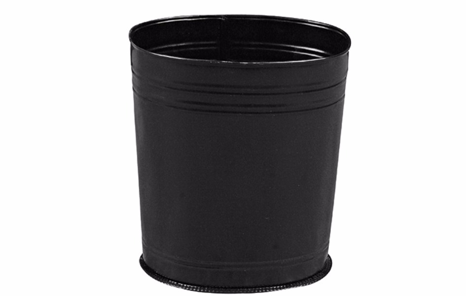 Oval Çöp Kutusu