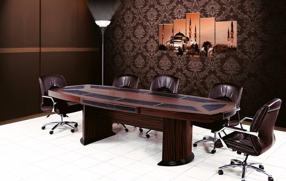 Pirus Toplantı Masası - Özel Tasarım Ofis Mobilyaları