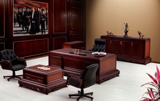 Poem Vip Classic Executive Office Furniture