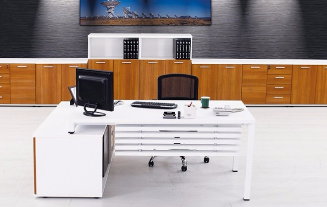 Rio Line Office Desk Furniture