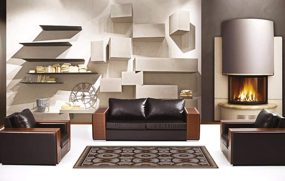 Schores Office Sofa Set