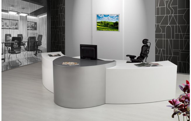 Times reception desk