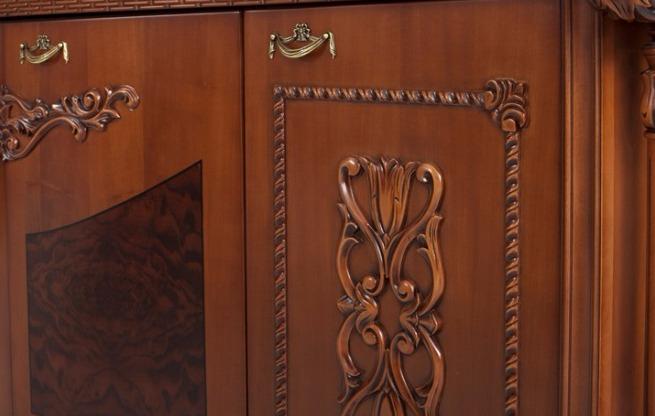 Carved Klasik Makam Takımı